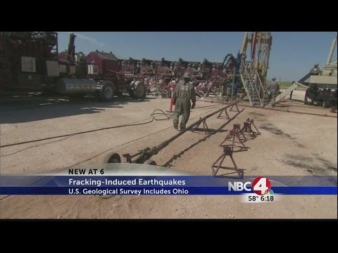 Fracking-induced earthquakes