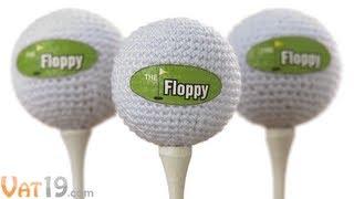 The Floppy Indoor Golf Ball