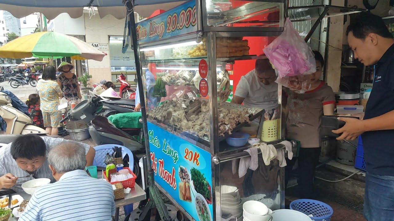 QUÁN CHÁO LÒNG 47 CÔ GIANG, QUẬN 1 NỔI TIẾNG SÀI GÒN | saigon travel Guide