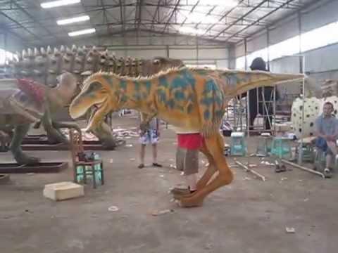 disfraces de dinosaurios pequeo con pluma