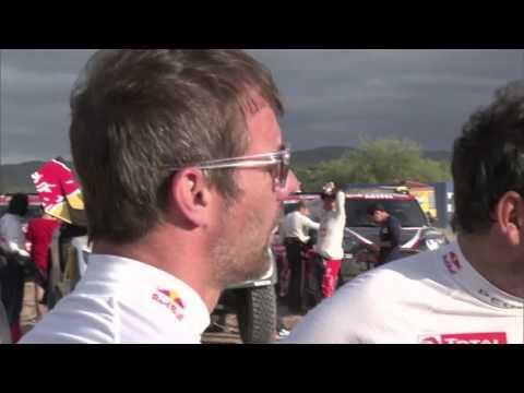 2017 Dakar Rally Stage 11 Highlights