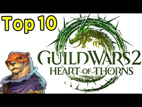 Top 10 Reasons To Play The Guild Wars 2: Heart of Thorns Expansion