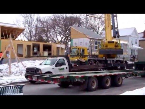 Working In Neighborhoods: Cedar Avenue Unibuilt Home