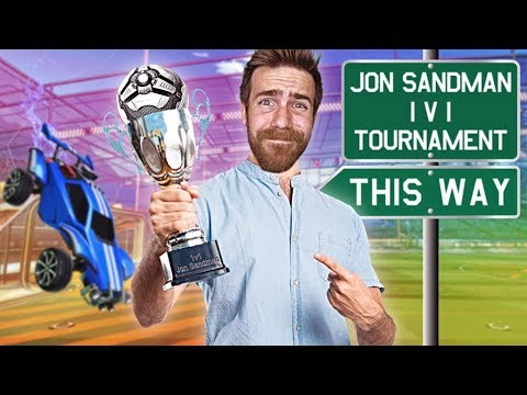 TRYING TO WIN A ROCKET LEAGUE TOURNAMENT AGAINST YOU! thumbnail