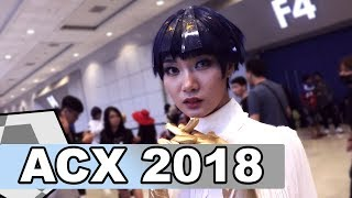 ACX 2018 SV (Anime and Cosplay Expo)