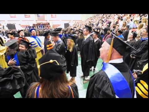 2014 Davidson College Commencement