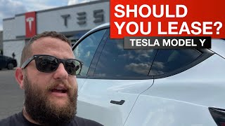 Tesla Model Y - Is Leasing Worth it?