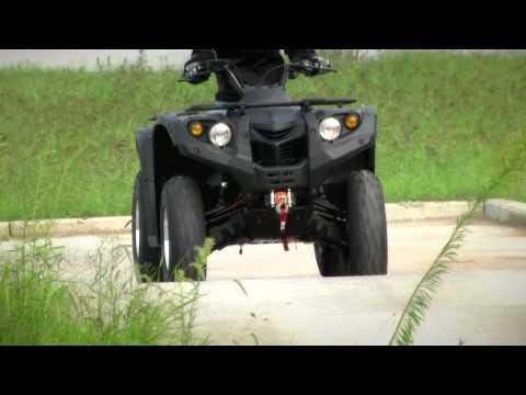 Квадроцикл Hisun HS500 EFI