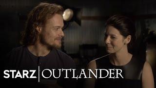 Outlander | Sam & Caitriona Answer Your Questions | STARZ