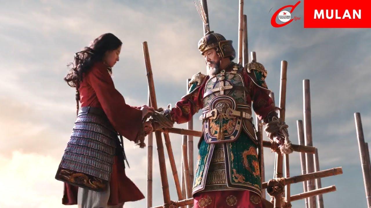 Download MULAN (2020) - Mulan Saved the Emperor (9/10)