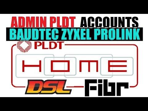 adminpldt Default Password for ONU ZYXEL BAUDTEC pldthomefibr DSL modem  routers Confirmed Working - PlayKindle org