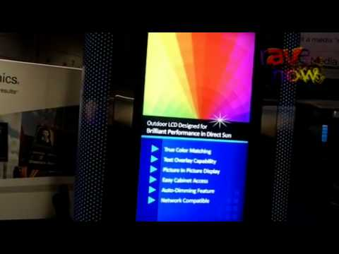 InfoComm 2011: YESCO Makes Outdoor Digital Signage Displays
