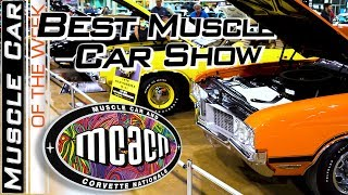 2019 MCACN Preview - Muscle Car Of The Week Video Episode 329
