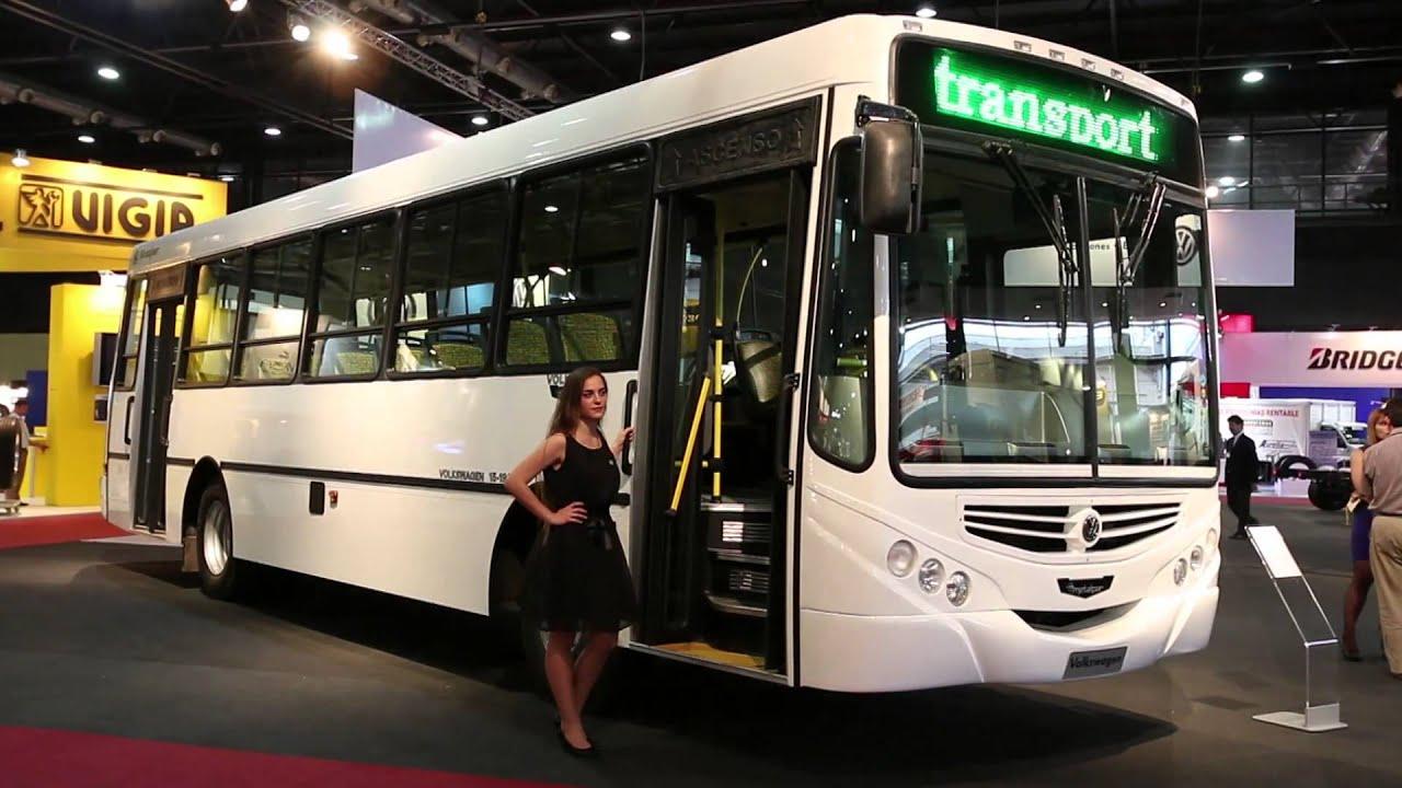Volkswagen Camiones Y Buses En ExpoTransporte