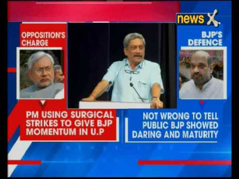'PM planned, Army executed, says Manohar Parrikar