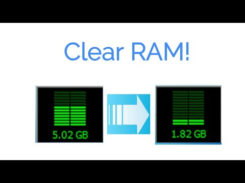 How to clear RAM from your PC without software