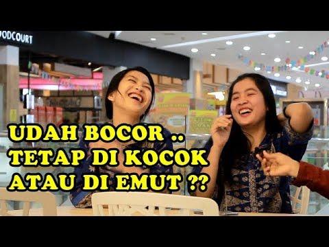 Di KOCOK Terus Sampai KELUAR ??? PART 2 - SOSIAL EKSPERIMEN INDONESIA   FIKRIKOUSEI