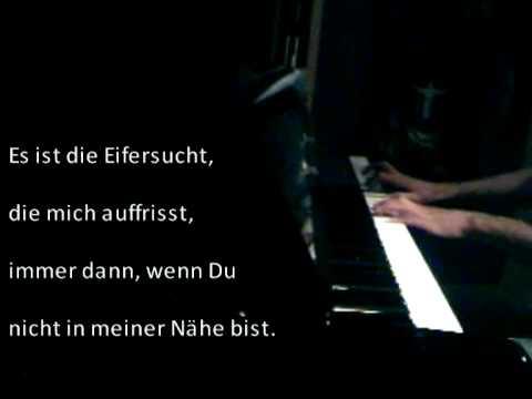 Die Toten Hosen Alles Aus Liebe Für Klavier Youtube