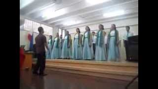 Manila Science chorale-2nd KABAKA SAYAWITAN champion