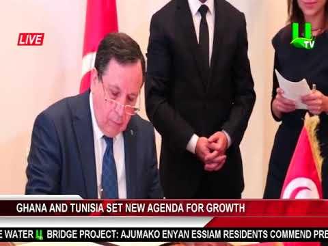 Ghana and Tunisia set new agenda for growth