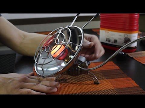 Газовый обогреватель KOVEA Fire Ball KH-0710 Обзор и Итог