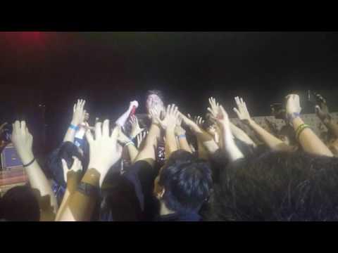 Glass Case - Cambridge | #BazookaRocksV Manila, Philippines 062517