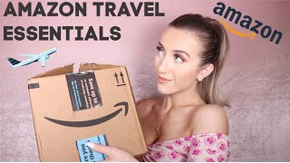 AMAZON HAUL: TRAVEL ESSENTIALS YOU NEVER KNEW YOU NEEDED! *TRAVEL HAUL*