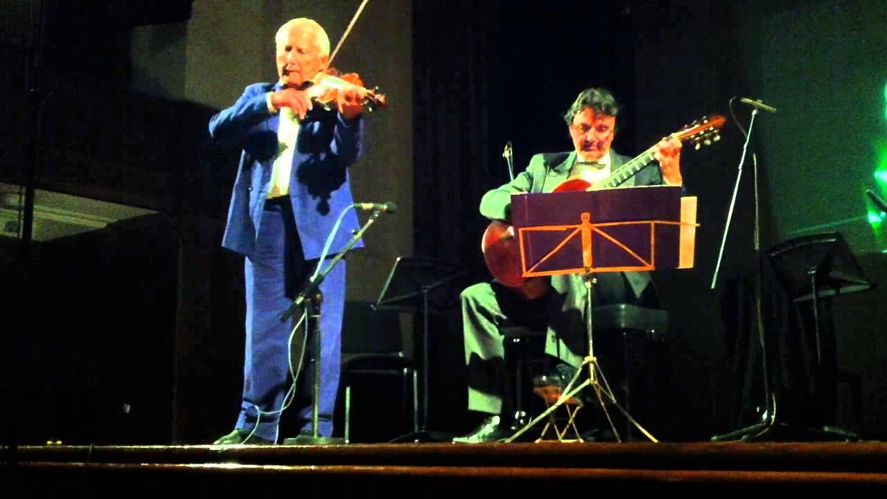Uroš Dojčinović & Dragutin Bogosavljević - 6 Sonatas, No.3 (Paganini, Niccolò)