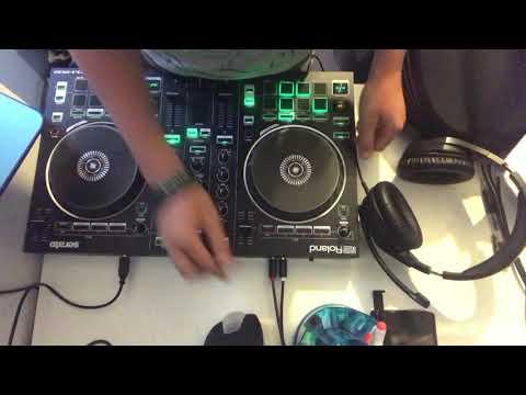 REVIEW OF ROLAND DJ202