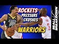ROCKETS Pressure Crushes Warriors In Game 4 mp3