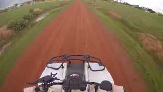 Quad Bike in Cambodia