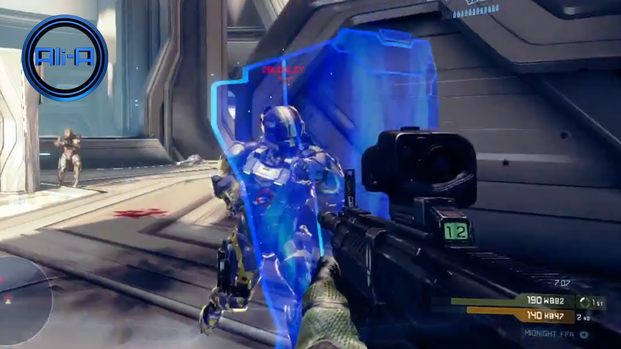 HALO 4 Multiplayer Gameplay - New Spartan Ops & Campaign ...