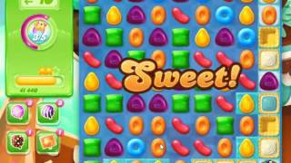 Candy Crush Jelly Saga Level 346 - NO BOOSTERS