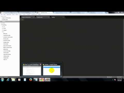 [Web Design Tutorial] How To Create A Simple Contact Form Page in WordPress Without Plugins #13