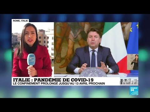 Coronavirus : L'Italie