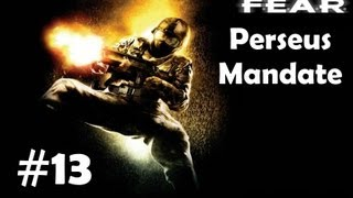 """F.E.A.R. Perseus Mandate"" walkthrough, Interval 04 - Devastation (ch.1 - Buried), part 1/2"