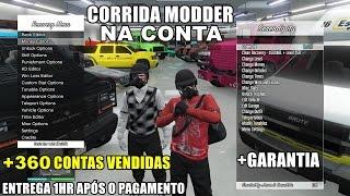 GTA V ONLINE UPANDO CONTA DE CLIENTE PRA PS4/PC/XBOX
