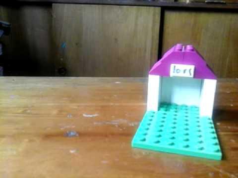 C mo hacer una casa para perro lego youtube - Como hacer una casa de perro ...