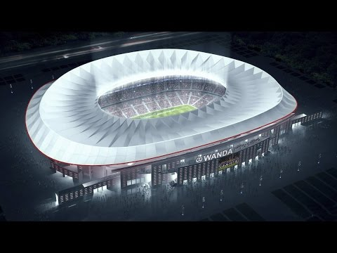 "Atletico Madrid buys new stadium ""Wanda Metropolitano"" for 30 million euros 