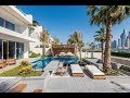 $9.5 million villa in 5-star hotel Five Palm Jumeirah
