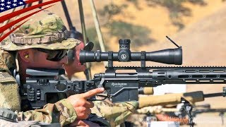 Remington M2010 Sniper Rifle Marksmanship Training