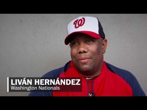 Liván Hernández: Player turned coach
