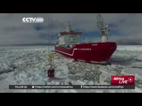 150 scientists on Antarctic mission to study pollution impact
