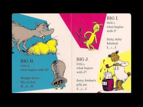 Dr. Seuss's ABC: An Amazing Alphabet Book! song