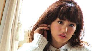 ノンノ12月号「美玲のドラマティックPink with 知英」企画では、 ドラ...