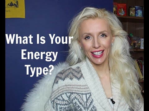 What Is Your Main Energy Type?