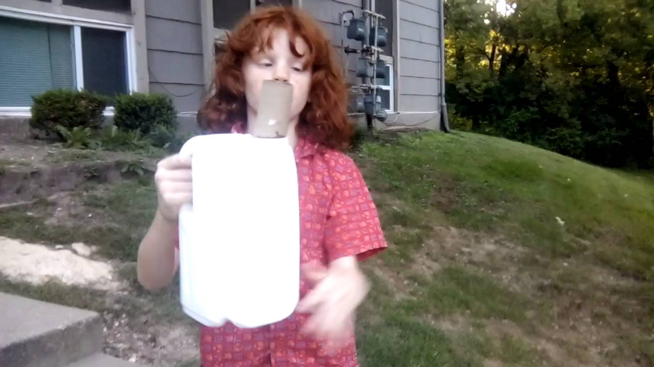 Homemade frog trap how to make and placing it outside super easy