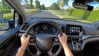 2021 Honda Odyssey Elite - POV Review
