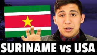 Baixar The truth about living in Suriname   DUTCH language, Surinamese food, culture, wildlife, etc