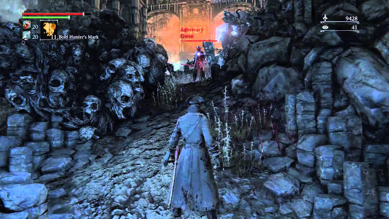 The Unofficial Bloodletter review. - Bloodborne Message ...